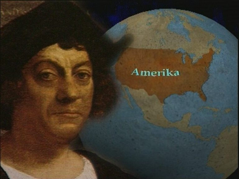 christopher columbus villain essays