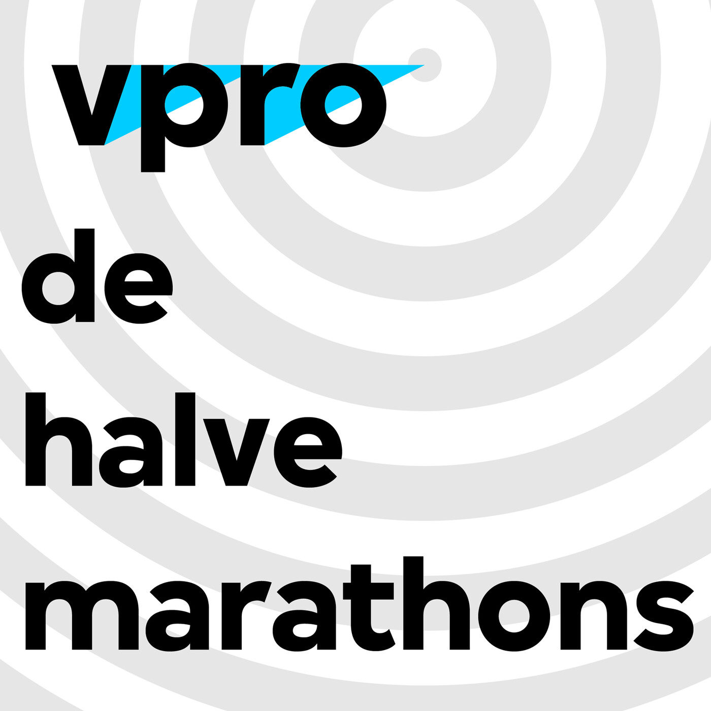 De Halve Marathons podcast