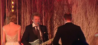 Prins William zingt met Jon Bon Jovi en Taylor Swift