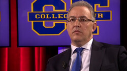 College Tour in de klas: Ahmed Aboutaleb