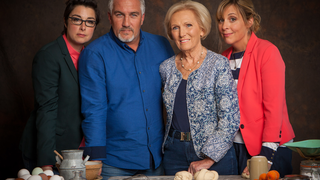 Afbeelding voor The Great British Bake Off