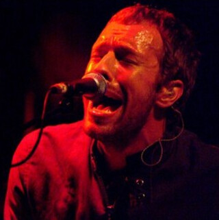 Coldplay live op Crossing Border in de Melkweg, 04-11-2000