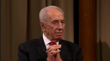 College Tour in de klas: Shimon Peres