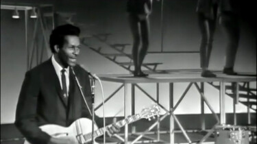 Wie was Chuck Berry?
