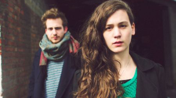 Afbeelding van Float Fall in Grand Up op Eurosonic 16 januari 2014