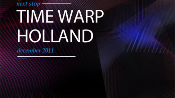 Afbeelding van Warren Fellow & Joey Daniel @ Time Warp Holland 2011 Exclusive Mix