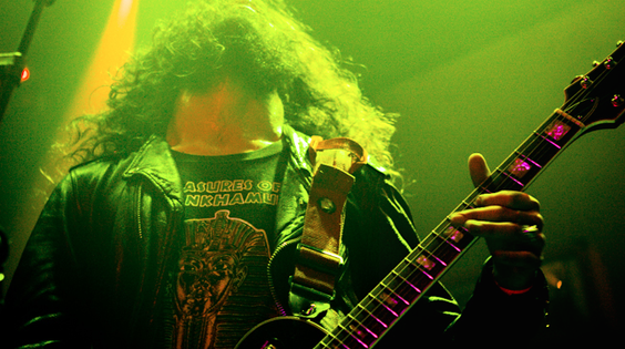 Afbeelding van The Shrine live op Roadburn 2014