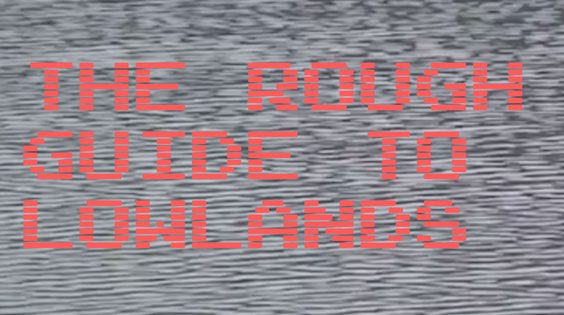 Afbeelding van Dj Mandesan - The Rough Guide To Lowlands v2.14