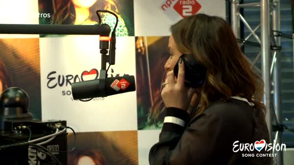 Trijntje presenteert 'Walk Along'