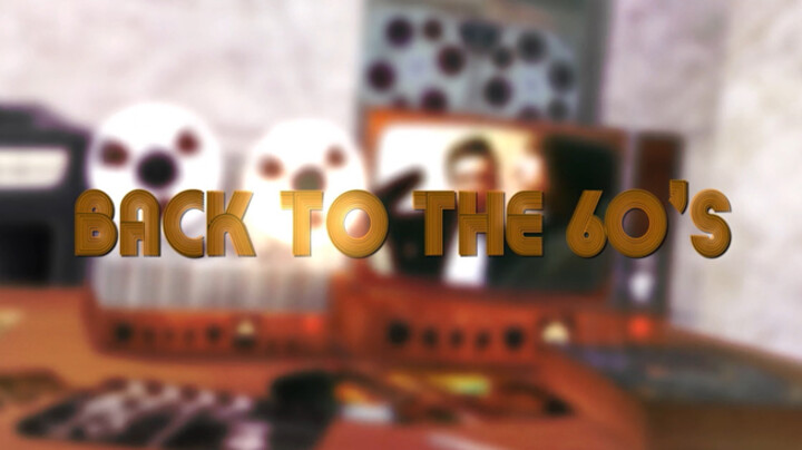 Back to the 60's 28 nov 2015