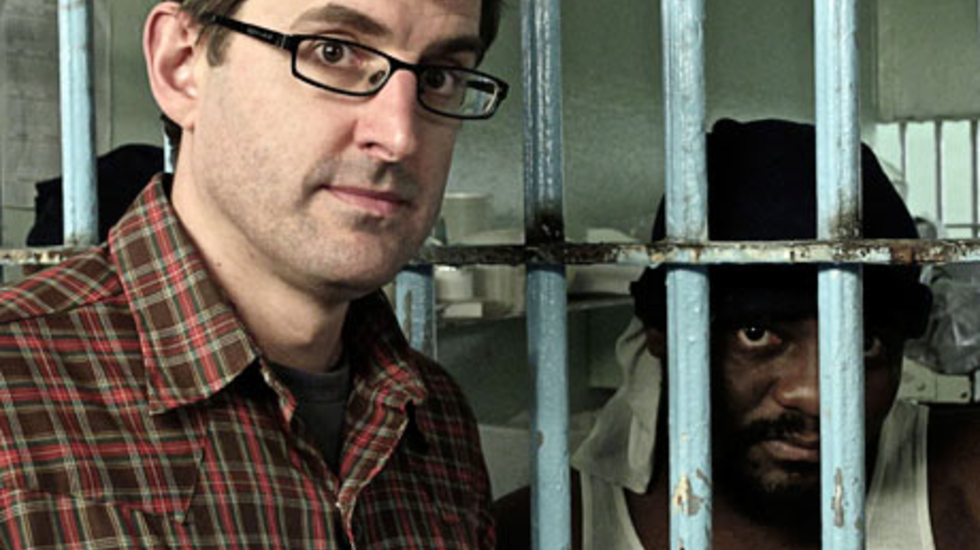 Louis Theroux Louis Theroux: Miami Mega Jail (2)