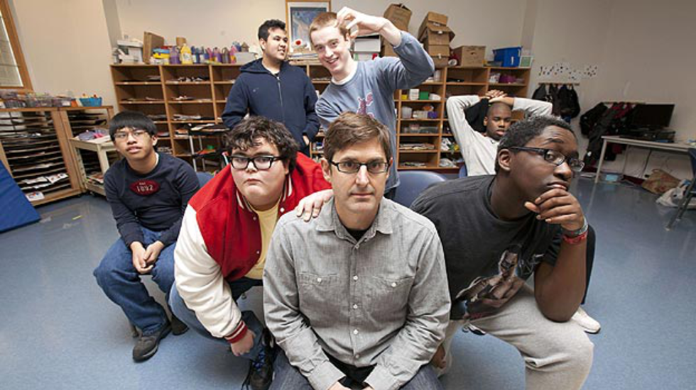 Louis Theroux Louis Theroux: Autism
