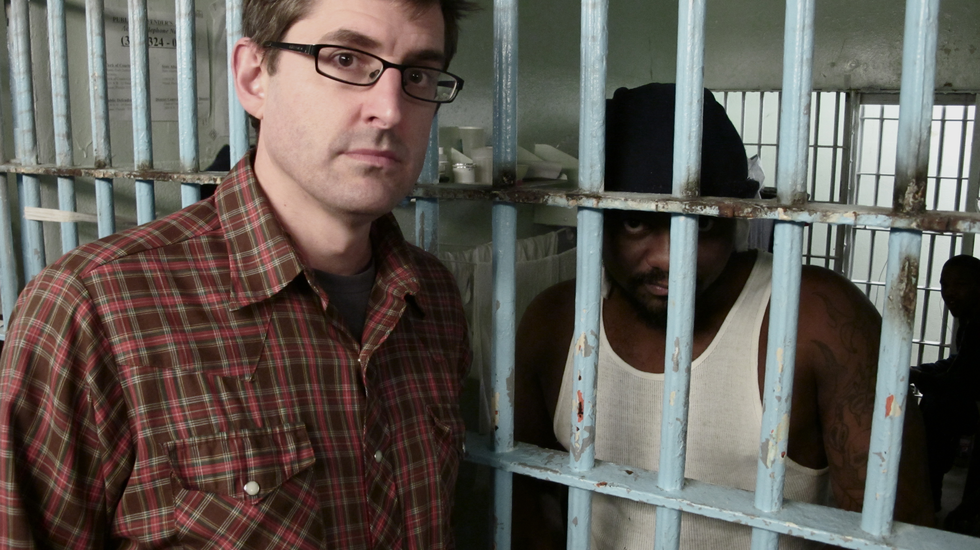 Louis Theroux Louis Theroux: Miami Mega Jail (1)