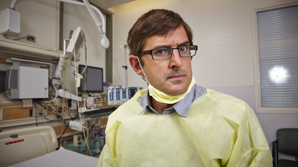 Louis Theroux Louis Theroux: LA Stories - Edge of Life