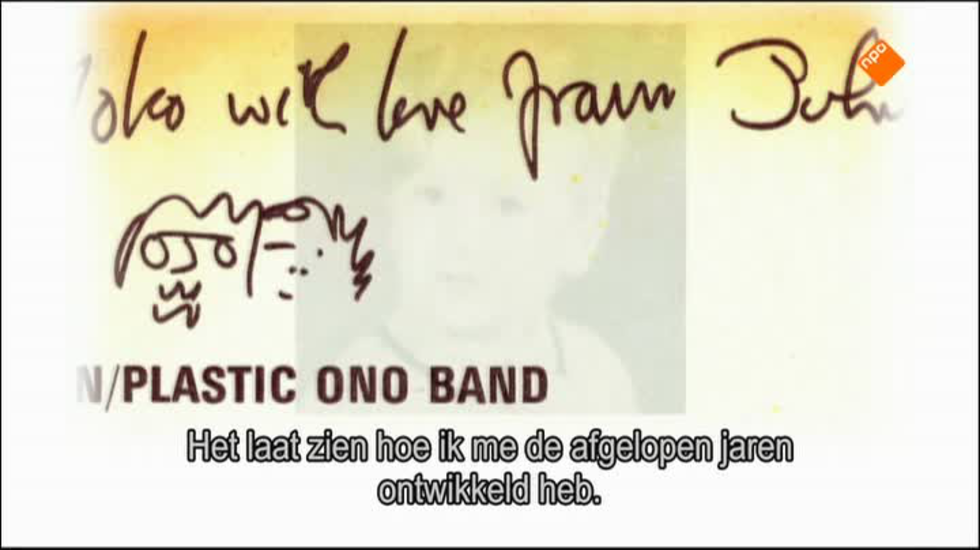 Classic albums John Lennon-The Plastic Ono Band