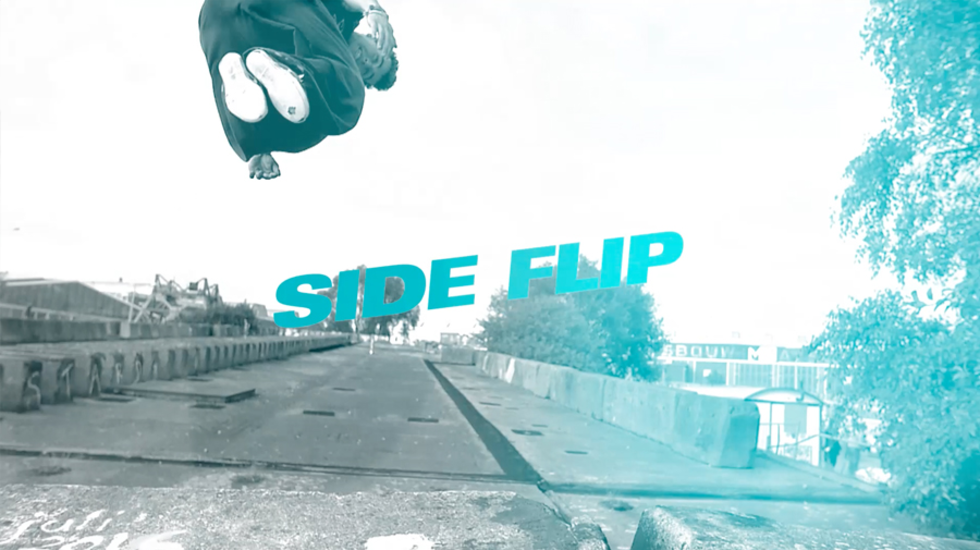 Afbeelding van How-To: Side Flip