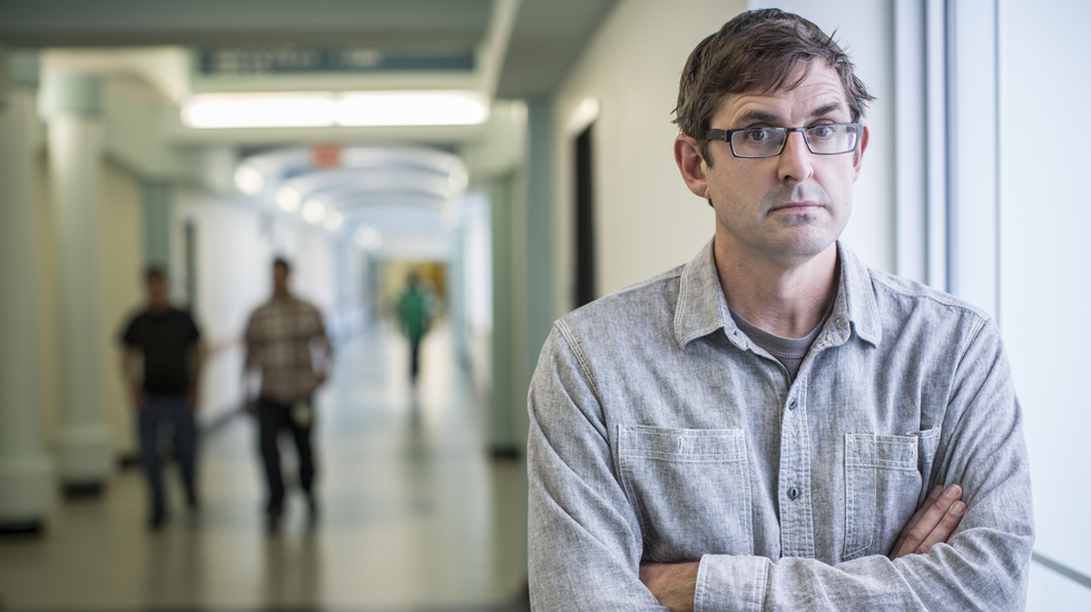 Louis Theroux Louis Theroux: By Reason of Insanity (2)