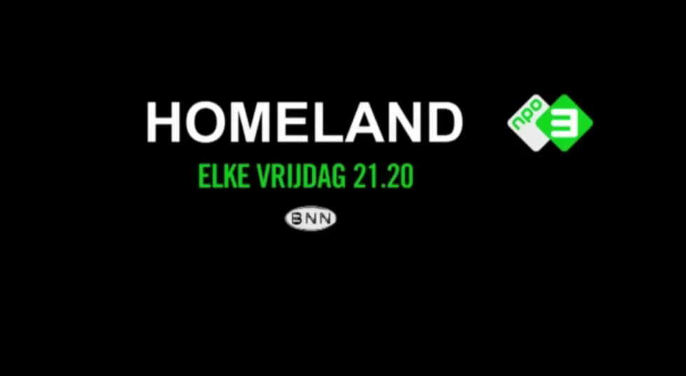Afbeelding van Making of Homeland
