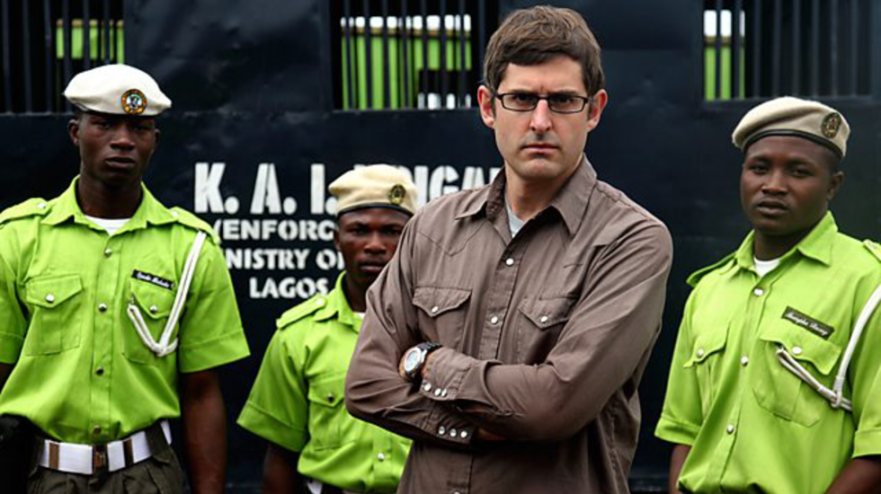 Louis Theroux - Law & Disorder In Lagos