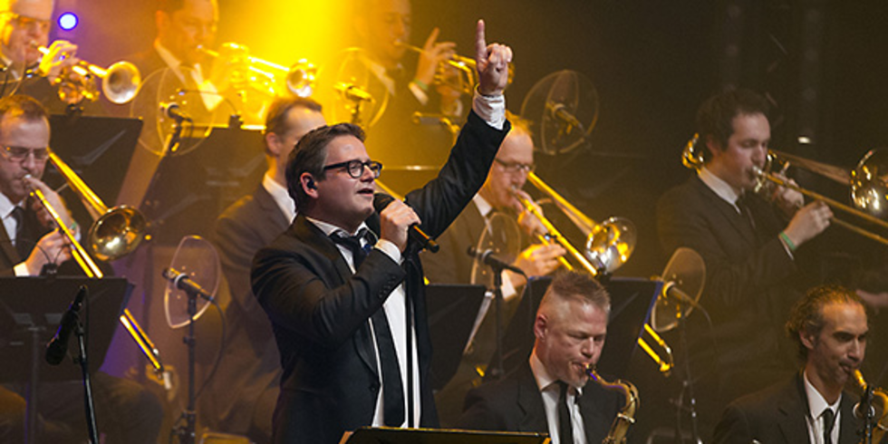 Afbeelding van Guus Meeuwis en New Cool Collective Big Band