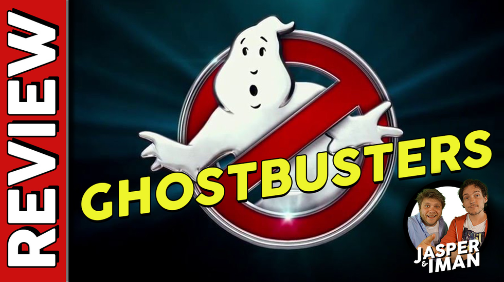 Afbeelding van Movie Idiots: Ghostbusters - Review