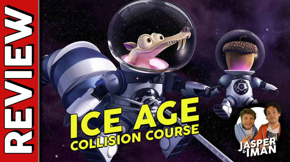 Afbeelding van Movie Idiots: Ice Age Collision Course