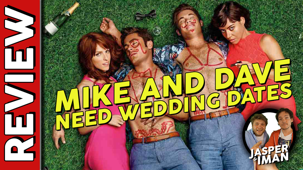Afbeelding van Movie Idiots: Mike and Dave Need Wedding Dates