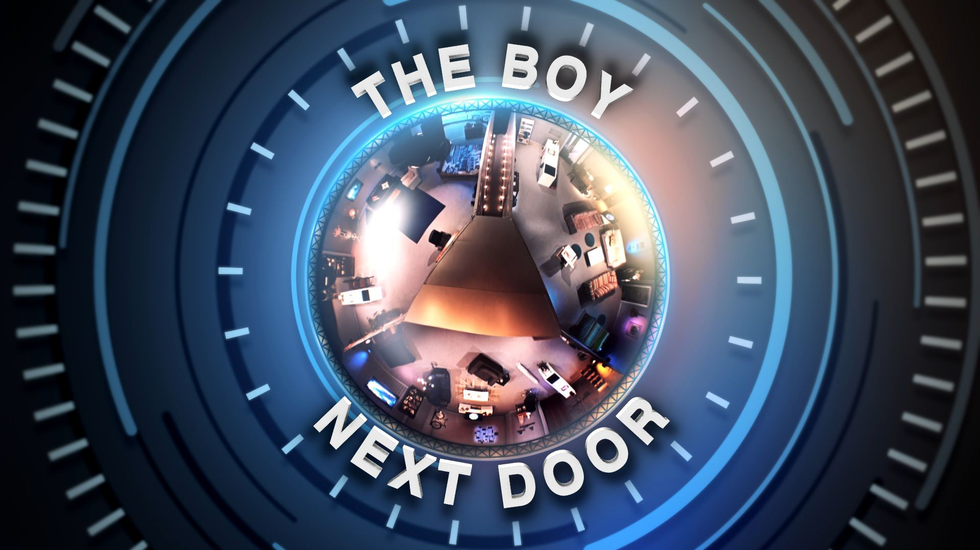 3lab - The Boy Next Door