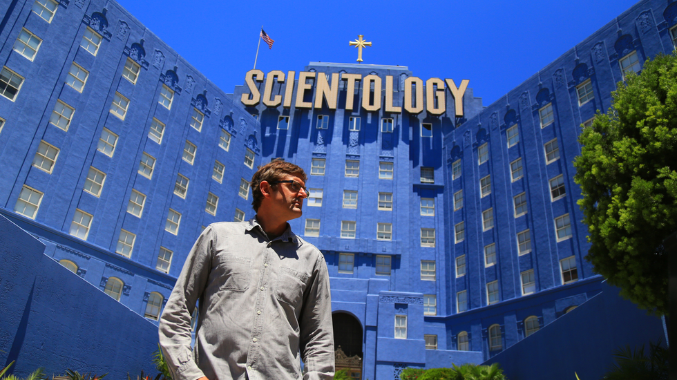 Louis Theroux Louis Theroux: My Scientology Movie