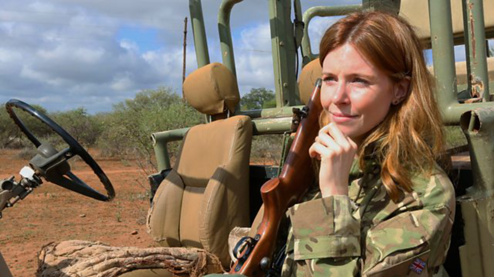 Brainwashing Stacey - Living With Big Game Hunters