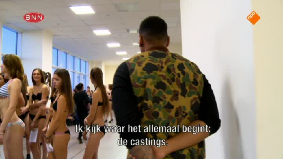 Reggie Yates: Extreme Russia - Teen Model Factory