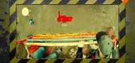 Cartoon check: Trampoline