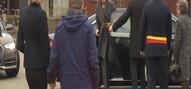 Koningin Mathilde bezoekt gehandicapten