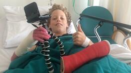 Afbeelding van aflevering: Kids met camera's - Het ziekenhuis door kinderogen