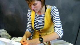 Afbeelding van aflevering: Maartje van den Noort is bezig voor haar project