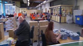 Koningspaar brengt streekbezoek aan Groningen en Drenthe