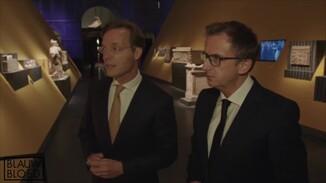 Prins Jaime vertelt over expositie Rome