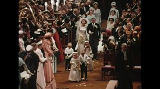 Huwelijk Beatrix & Claus