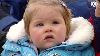 Prinses Amalia 13 jaar
