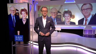 Interview prinses Margriet en Pieter van Vollenhoven