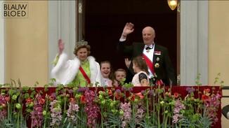 Koning Harald viert 80ste verjaardag