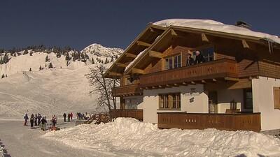 Fotomoment Oranjes in Lech, 18 februari 2013