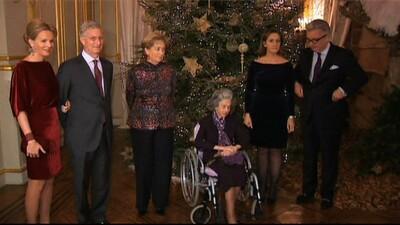 Kerstconcert koninklijke familie België
