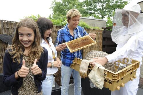 Kirsten en de bijen