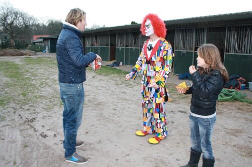 Britt en de clowns