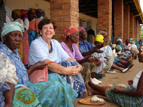 Annie Terpstra, mem in Malawi