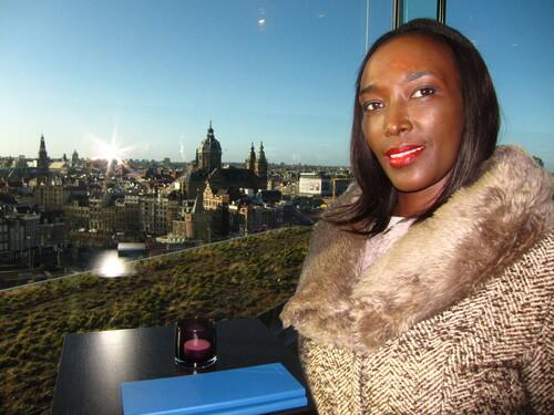 Een Rwandese prinses in Nederland