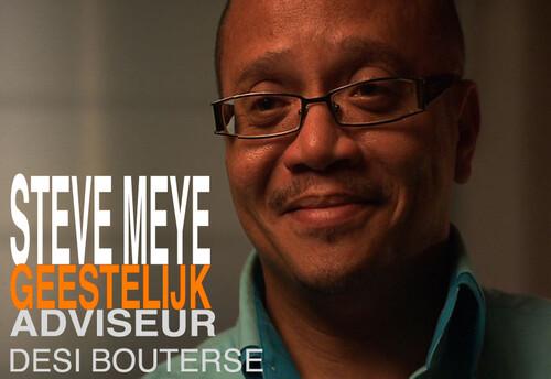 'God heeft Desi Bouterse aangesteld als president'