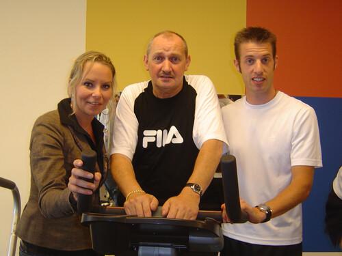Cystic Fibrose en trainingsprogramma voor kankerpatiënten