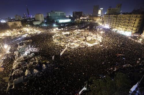 Christenen in Egypte hopen op betere toekomst